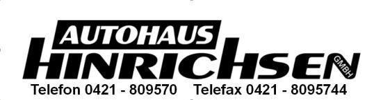 Autohaus Hinrichsen GmbH Stuhr